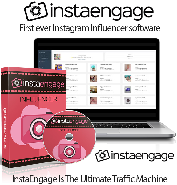 InstaEngage Pro Software Lifetime Access By Emma Anderson