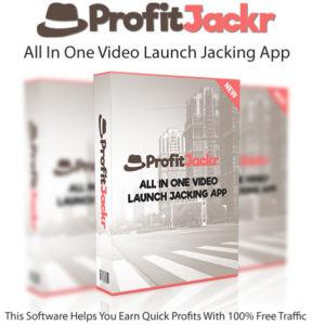 Profit Jackr Software Pro License Lifetime Access!