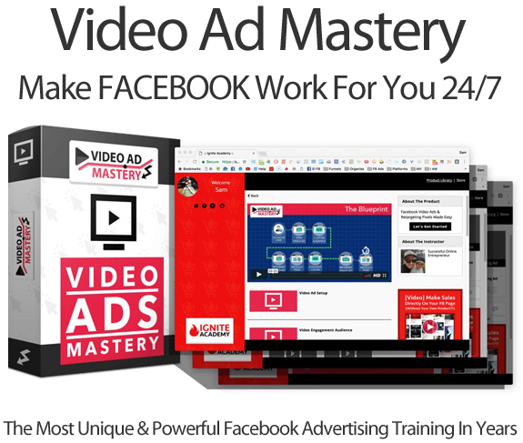 Video Ad Mastery Plus By James Sides Lifetime Access