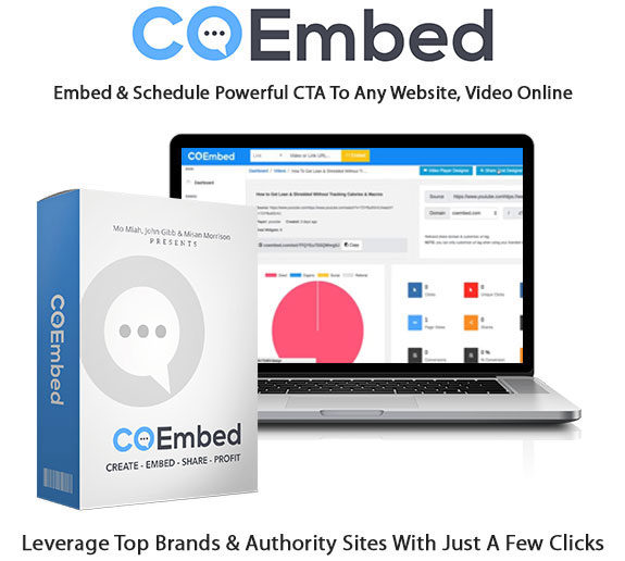 Co Embed Software Deluxe Free Download By John Gibb And Mo Miah