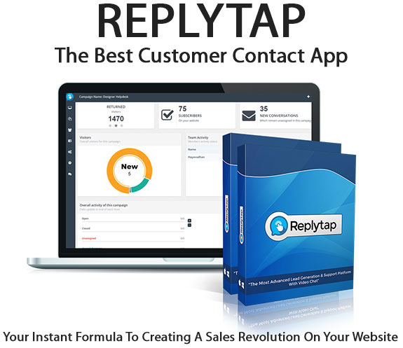 Replytap Software Pro Free Download By Karthik Ramani
