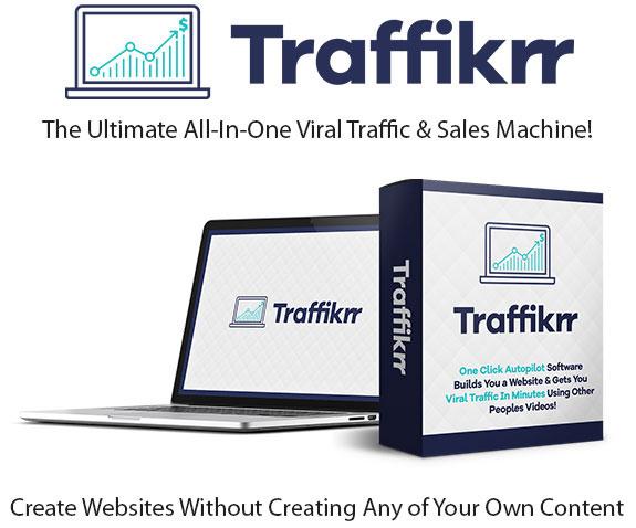 Traffikrr WP Plugin Lite Version Free Download By Glynn Kosky