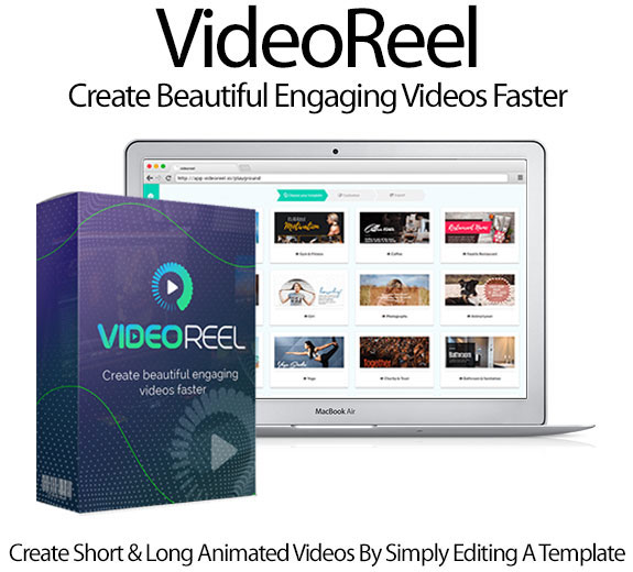 VideoReel Software Personal License Instant Download By Abhi Dwivedi