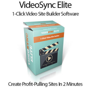 VideoSync Elite Software Resellers Instant Download