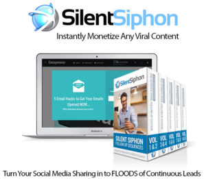Silent Siphon Software Pro Pack Instant Download By Sean Donahoe