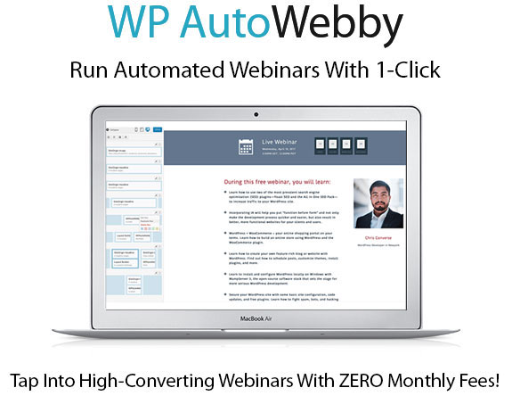 Get WP AutoWebby WordPress Plugin Instant Download By Radu Hahaianu