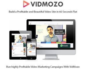 VidMozo Software Pro License Instant Download By Dr. Amit Pareek
