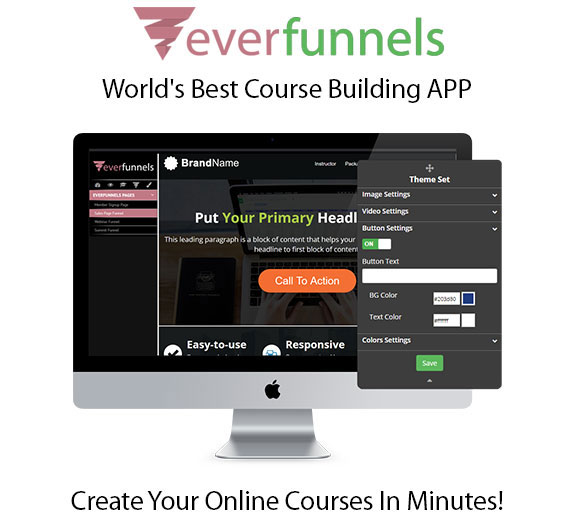 EverFunnels Software Instant Download Pro License By Chad Nicely