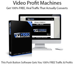 Video Profit Machines Pro Edition Instant Download By ProfitJackr