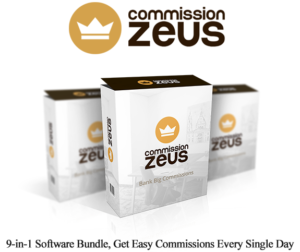 Commission Zeus Software Pro Instant Download By Yogesh Agarwal