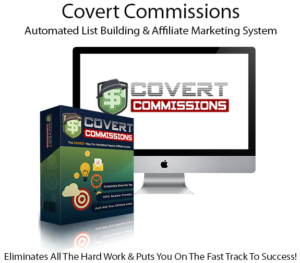 Covert Commissions v2 Pro 100% Instant Download By Cindy Donovan
