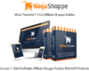 Ninja Shoppe Pro Unlimited Instant Download By Dr. Amit Pareek