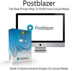 Postblazer Software Pro License Instant Download By Fletcher Prescott