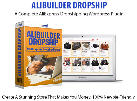 AliBuilder Dropship WordPress Plugin Instant Download Pro License