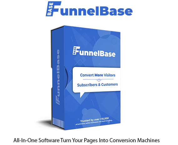 Funnel Base Software Instant Download Pro License By Cindy Donovan