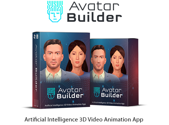 AvatarBuilder Software Instant Download Commercial Rights By Paul Ponna