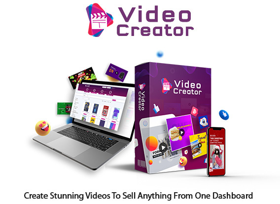 VideoCreator Software Instant Download Pro License By Paul Ponna
