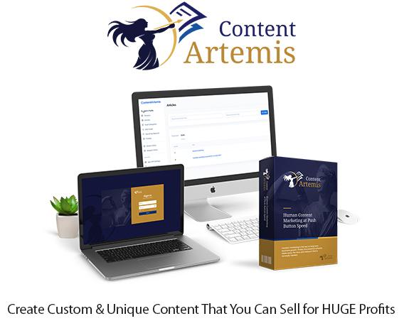 Content Artemis Software Instant Download By Walt Bayliss